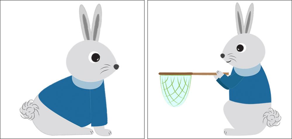 rabbit illustration