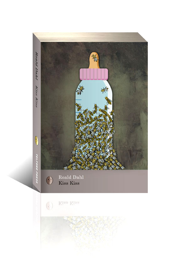 Roald Dahl royal jelly book cover