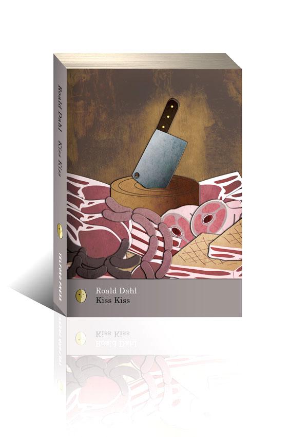 Roald Dahl the pig book cover